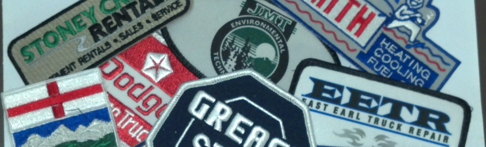 Emblems & Embroidery